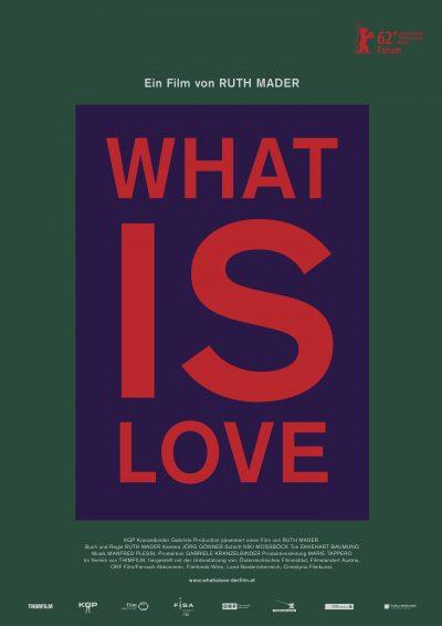 What is Love Film - Musik von Manfred Plessl